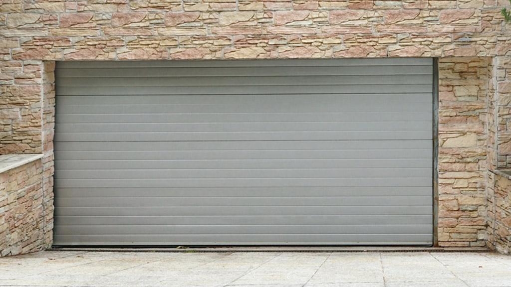 Porte garage 1 logistores for Porte garage nancy